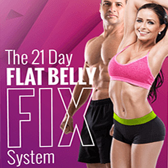 an flat belly